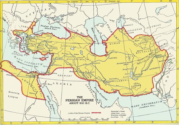 Persian-empire